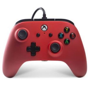 PowerA Manette Filaire Xbox One Pourpre Rouge