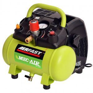 Senco Compresseur Aerfast MA06180 sans huile 6 litres 8 bars