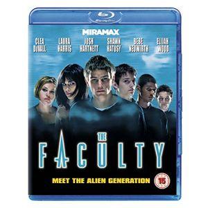 Faculty. The [Edizione: Regno Unito] [Blu-ray] [Import italien]