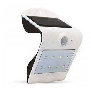 V-TAC Applique murale solaire 1,5W LED à détecteur de présence