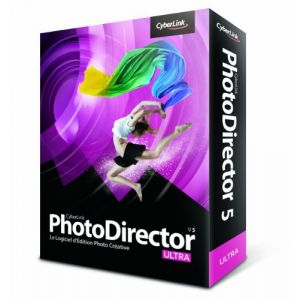 PhotoDirector 5 ultra [Windows, Mac OS]