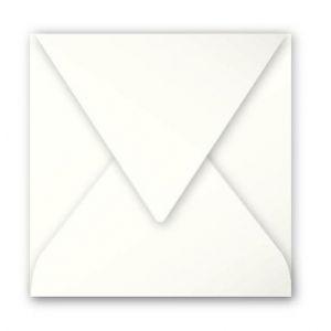 Pollen 12017C - Enveloppe 120x120, 120 g/m², coloris ivoire, en paquet cellophané de 20