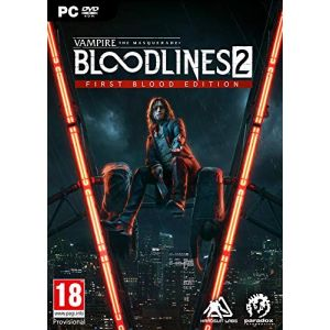 Vampire The Masquerade Bloodlines 2 First Blood Edition PC [PC]