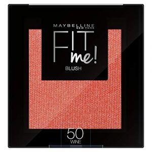 Maybelline Fit Me Powder Blush - 50 Wine - 5 g