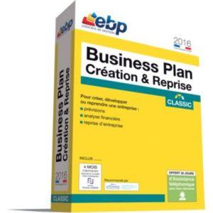 Business Plan Création & Reprise Classic 2016 pour Windows