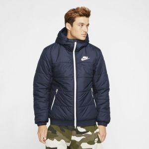 Nike Veste à zip Sportswear pour Homme - Bleu - Taille XL - Male