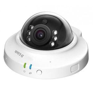 D-link DCS-6004L - Caméra IP dôme