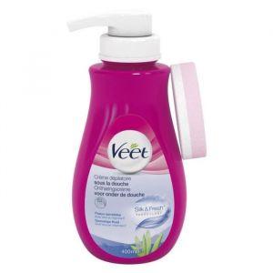 Veet cr me d pilatoire sous la douche peaux sensibles - Veet creme depilatoire sous la douche ...