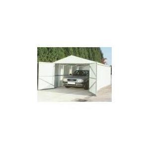 Chalet et Jardin GA8 - Garage en métal : Module d'extension 249 cm