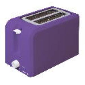 Eurotech EURO-000615 - Toaster 2 fentes