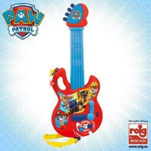 Reig Musicales Guitare 4 cordes Pat'Patrouille