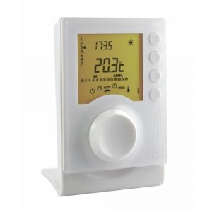 Delta Dore Thermostats programmables 2 niveaux de consigne Tybox 137 Radio