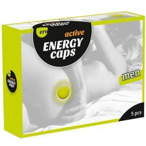 LRDP Stimulant Men Energy Caps 5 gelules