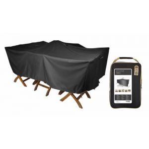 MobEventPro Housse de protection table rectangulaire L