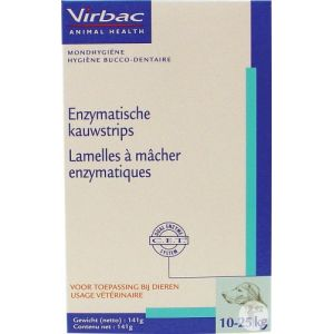 Virbac Cet Lamelles A Macher Enzymatiques 10-25 Kg 141 g 8714076004061