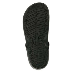 Crocs Sabots Classic Lined Clog - Black / Black - EU 36-37