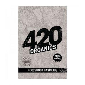 420 Organics Rootshoot Bascilius 10g, bactéries bénéfiques, activateur racinaire