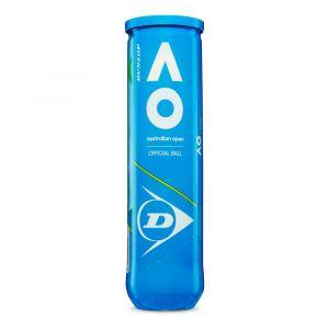 Dunlop Tube De 4 Balles Australian Open