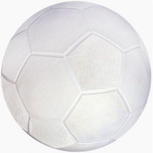 Ballon de foot éducatif en PVC