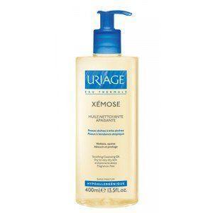 Uriage Xémose - Huile lavante apaisante visage & corps
