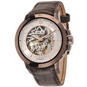 maserati r8821119003 montre pour homme avec bracelet en cuir comparer avec. Black Bedroom Furniture Sets. Home Design Ideas