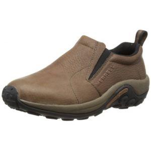 Merrell Jungle Moc, Mocassins (loafers) Homme - Noir (black Slate), 50 EU