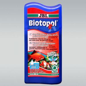 JBL Conditionneur d'eau Biotopol R - Pour l'eau des poissons rouges - 100ml