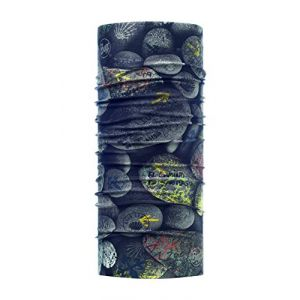 Buff High UV camino de santiago the way flint stone
