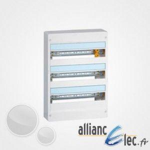 Legrand Coffret Drivia 3 rangées 18 modules BCA