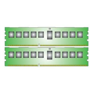 Kingston KTA-MP318K2/32G - Barrettes mémoire 2 x 16 Go DDR3 1866 MHz CL13 Dimm 240 broches
