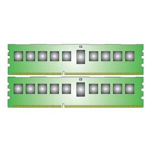 Kingston KTA-MP318K2/32G - Barrettes mémoire 2 x 16 Go DDR3 1866 MHz CL13 Dimm 240 broches