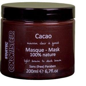 Startec Masque cacao (marron)
