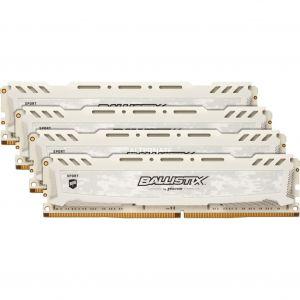 Crucial BLS4C4G4D26BFSC - Ballistix Sport LT 32 Go (4 x 8 Go) DDR4 2666 MHz CL16 DR