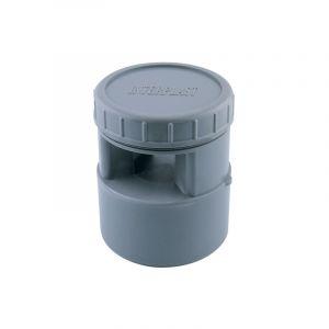 Interplast Aérateur à membrane pvc ø 100 110 ss blister