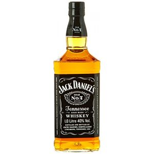 Jack Daniel's Whisky USA Tennessee Blended 40 % vol. 1 L