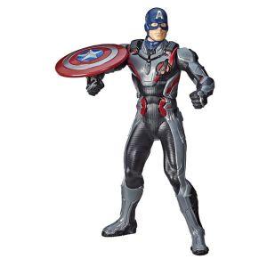 Hasbro Figurine sonore 33 cm - Avengers Endgame - Captain America