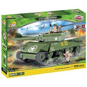 Cobi 2475 - Small Army : M 10 Wolverine 440 pièces