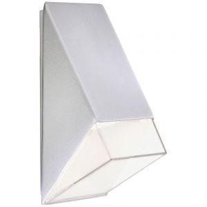 Nordlux Applique luminaire mural extérieur aluminium verre satiné balcon IP44 terrasse 78881001