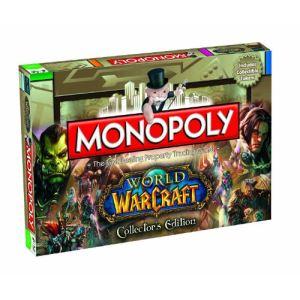 Winning Moves Monopoly World of Warcraft