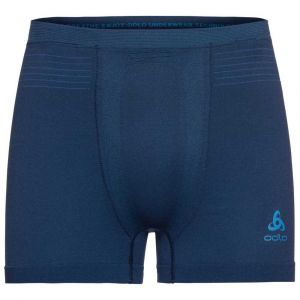 Odlo SUW Bottom Boxer Performance Light - Sous-vêtement synthétique taille L, bleu