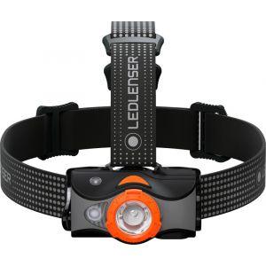 Led lenser MH7 Headlight, black/orange Lampes frontales