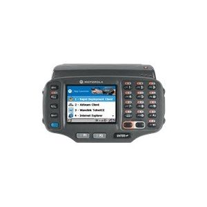 Zebra WT41N0 - Terminal de collecte de données portatif