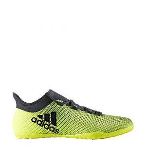 Adidas X Tango 17.3 in, Chaussures de Futsal Homme, Jaune (Amarillo/(Amasol/Tinley/Amasol) 000), 45 1/3 EU
