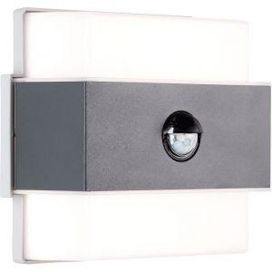 Brilliant AG ARCHIE Applique extérieure, avec détecteur - LED intégrée 7W