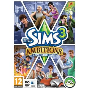 Les Sims 3 : Ambitions - Extension du jeu [MAC, PC]