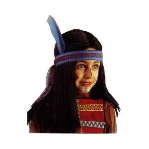 Smiffy's Perruque indien pour enfant