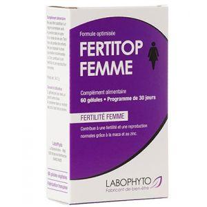 Labophyto Fertitop Femme - Complément alimentaire 60 gélules