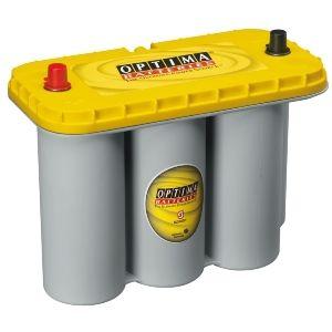 Optima YT S-5.5 - Batterie 75Ah-975A Yellowtop Spiralcell