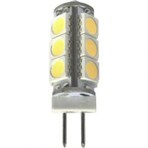 Sygonix Ampoule LED G4 TG4-D-150 à broches 1.5 W = 15 W blanc chaud (Ø x L) 11 mm x 34 mm EEC: A++ 1 pc(s)