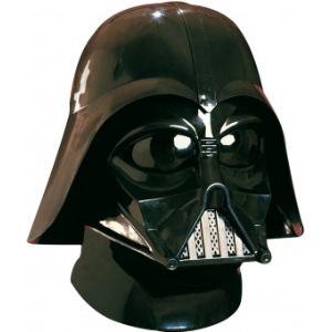 Masque et casque Dark Vador adute